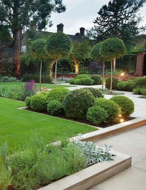 planter beds and edging