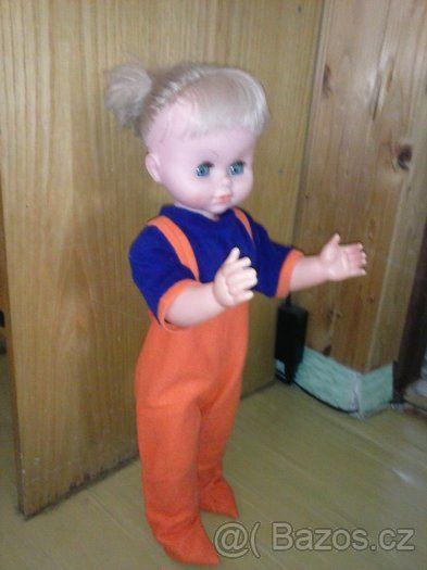 panenka chodicka hamiro,retro panenka,panenky,retro hracky - 1