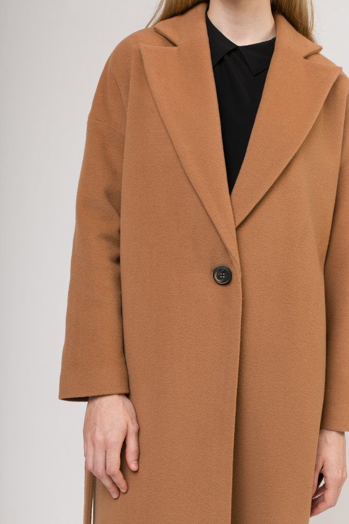 Traditionalretail:4 699 NOK Our cocoon shaped, extremely soft cashmere-blend maxi coat with clean lines. Ruth is easy to wear both open, and/or closed with a