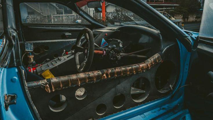 Dieser Toyota Supra ist seit über 15 Jahren aufgegeben worden   – A U T O M O B I L E