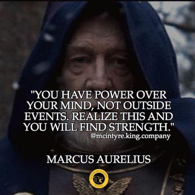 "24 Likes, 8 Comments - McIntyre King & Company (@mcintyre.king.company) on Instagram: ""Marcus Aurelius (or in Latin Marcus Aurelius Antoninus Augustus,  26 April 121 – 17 March 180 AD)…"""