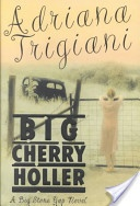 I need to read this one...Big Cherry Holler - Adriana Trigiani