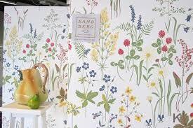 Bildresultat för tapet blommor