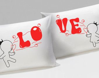 Valentine Gift Gifts for Couples Love You Madly His por BOLDLOFT