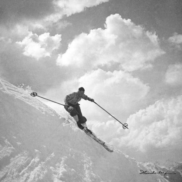 22 best Skifahren images on Pinterest Skiers, Wall canvas and - leinwand für wohnzimmer