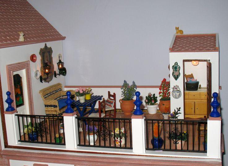 Casa popular Andaluza azotea