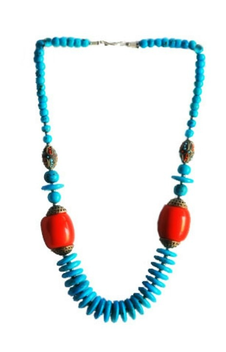 African design from www.fashionboutique.co.za. Hand made jewellery online shop