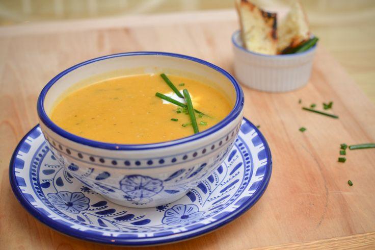 Fast & Easy Paleo Butternut Squash Soup