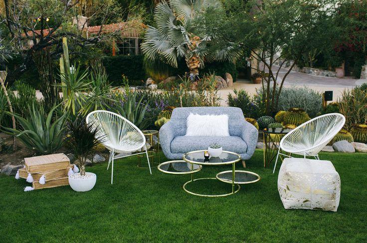Whitney Port Wedding | Pow Wow Design