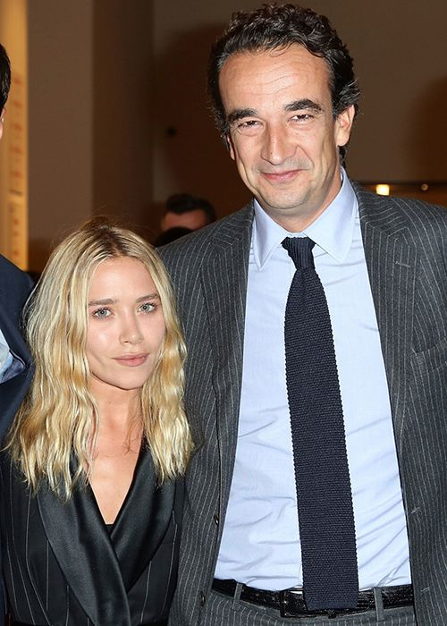 Brides: Mary-Kate Olsen Marries Olivier Sarkozy in Manhattan Wedding