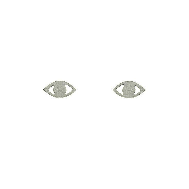 Evil Eye Studs