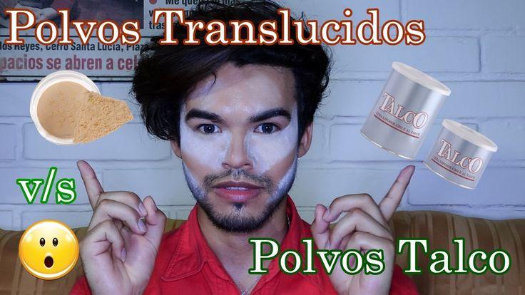 Polvos Translucidos V/S  Talco De Bebe | #HPStylist V. °100