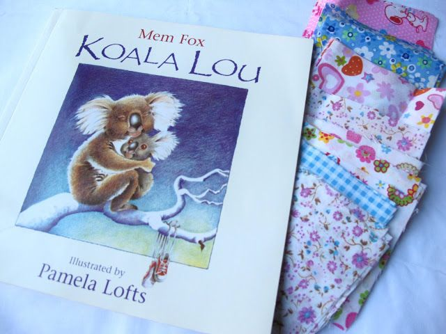 How to turn your child's favourite book into a game or craft activity. Koala Lou. Mem Fox