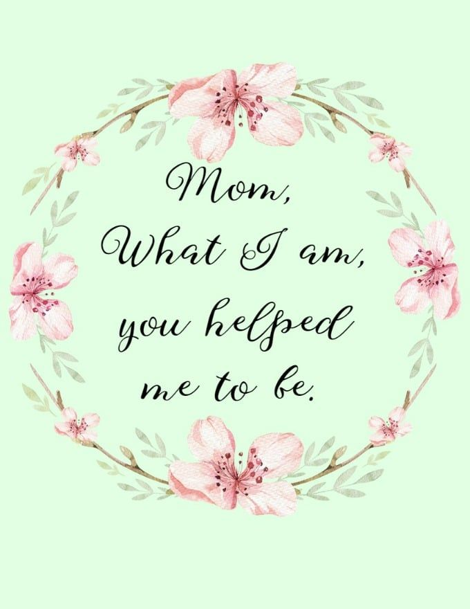 famili mothers day quotes - 680×880