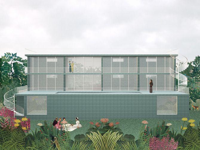single family home in bodrum 2013-2014, architects afonin, egorova, sviridov  http://cargocollective.com/nf36