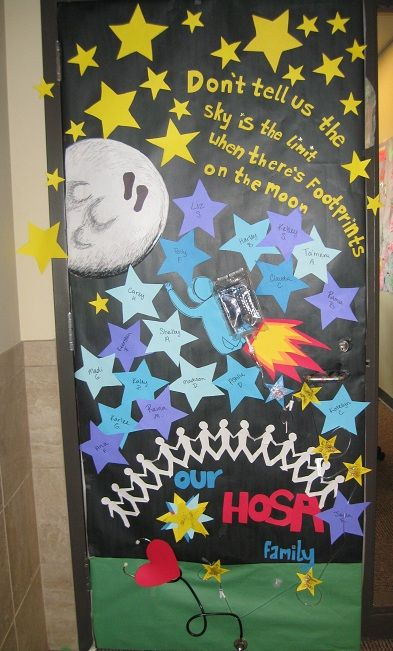 Classroom Decoration Ideas For Outer Space ~ Best images about preschool bulletin boards and