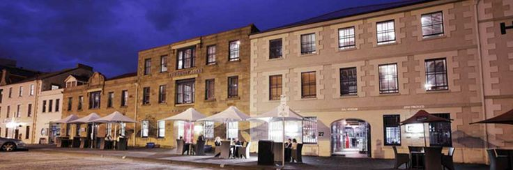Henry James Art Hotel in Hobart