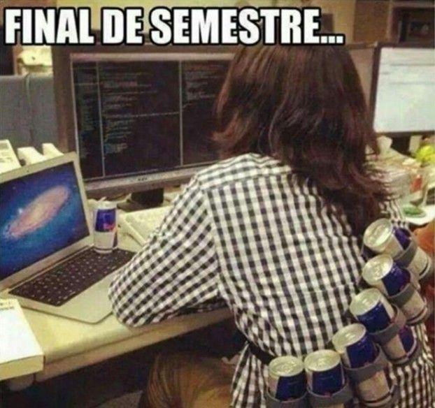 19 memes que describen a la perfección tu vida de estudiante.