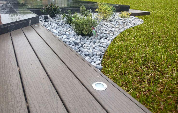 8 best Lames de terrasse bois exotique images on Pinterest Wooden