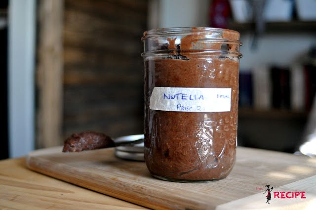 Nutella maison prise 2 - Miss-Recipe.com