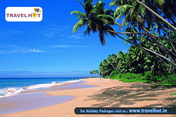 Goa is famous for their beaches and Natural beauty.