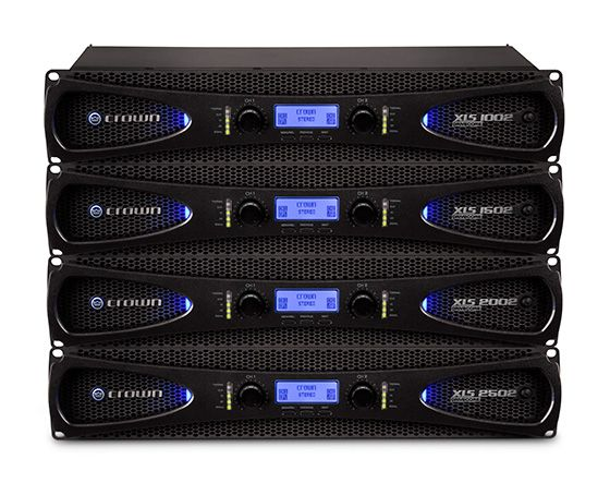 HARMAN's Crown Introduces XLS DriveCore™ 2 Amplifiers With Upgraded Features and Flexibility https://www.soundtech.co.uk/professional-audio/crown/news/harmans-crown-introduces-xls-drivecore-2-amplifiers