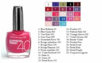 ESMALTE MAYBELLINE EXPRESH FINISH 40 SEG 520