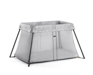 Non-Toxic Travel Cribs and Play Yards: BabyBjorn Travel Crib Light