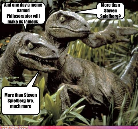 34989a6af73c6a05fa8c134f4cca6d23 real dinosaur jurassic park world 26 best philosoraptor images on pinterest ha ha, funny stuff and