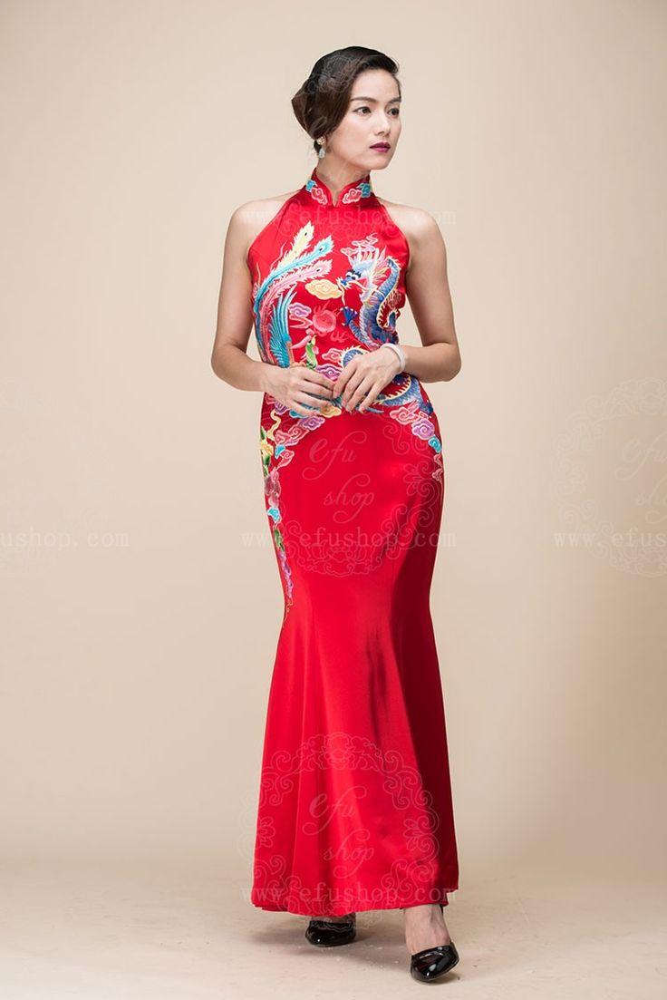 The 12 best Modern qipao images on Pinterest | Chinese dresses ...