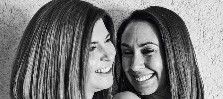 Scarleth Cárdenas y Maribel Corcuera inmortalizaron su amor con un tatuaje