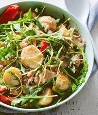 Gravox | Recipes: Warm Tuna, Lemon Pepper & Roasted Potato Salad