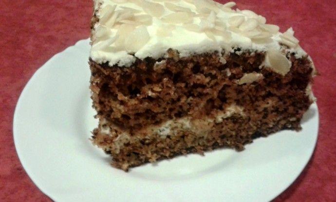 Hrníčkový mrkvový dort s mascarpone krémem