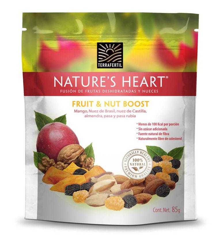 Fruit & Nut Boost