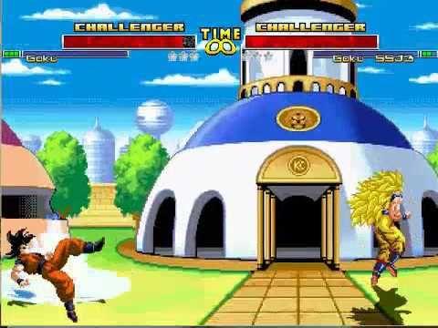 Molly Hyde//Game Dragon Ball // Goten GT vs Future Gohan http://youtu.be/zpII5FCkcGo #yoga #yogavideos #yogaworkout
