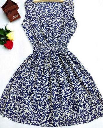 2016 Summer Dress - Dress #131