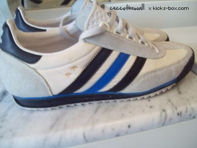 Adidas SL 76 - I got this pair while I was still working for MTV, and boy  it was my go-to pair for quite some time.