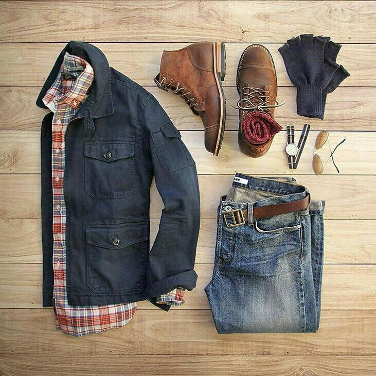 a real flannel shirt. red. new boots.or.gift card to browns for boots. http://www.99wtf.net/young-style/urban-style/college-student-clothes-ideas-fashion-2016/