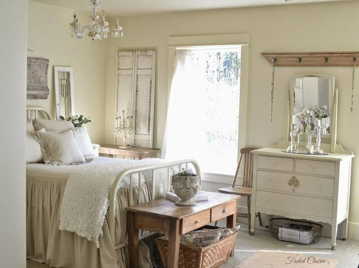 696 best Farmhouse Bedrooms images on Pinterest Find this Pin and more on Farmhouse Bedrooms . Farmhouse Bedrooms. Home Design Ideas