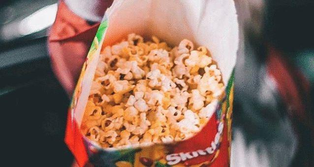 Cineplex donne un popcorn gratuit si tu vas voir un film ce vendredi