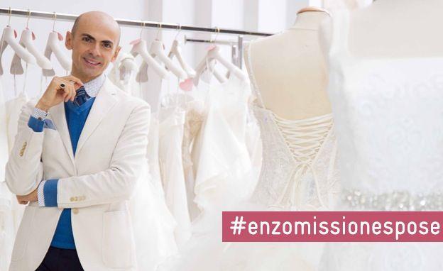 Enzo Missione Spose arriva su Real Time | Spettegoli