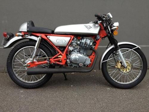 motomood: SKYTEAM ACE 125 HONDA DREAM CR110  motomood:  SKYTEAM ACE 125 HONDA…