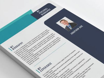 Resume and Cover letter Portfolio by Shuja