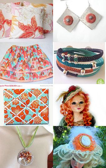 Elegant Summer Collection VI by Aromatika Sapounia - Scented Soaps by Joanna on Etsy--Pinned with TreasuryPin.com