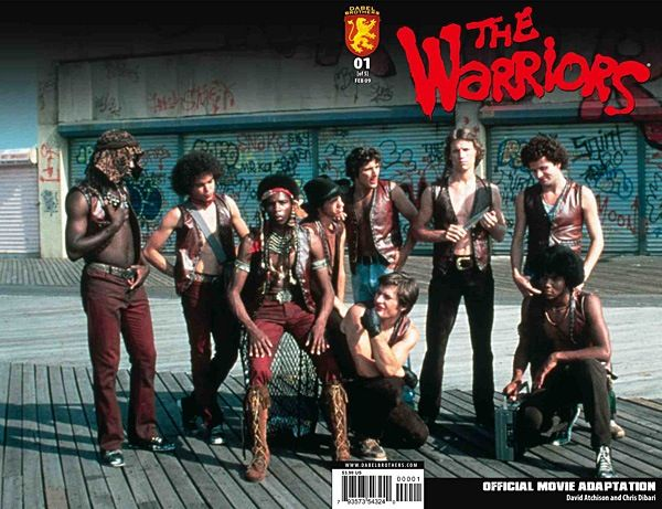 """The Warriors-1979 cool gangs of New York  movie  """" Can you dig it ?!"""""""