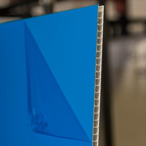 Alumalite Sheets Corrugated Plastic Sign Materials Aluminum Sheet Metal