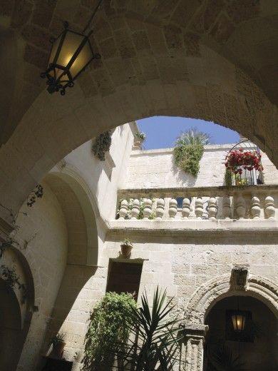 Lecce. Palazzo Andretta