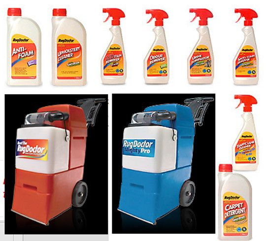 Rug Doctor Carpet Cleaning Review