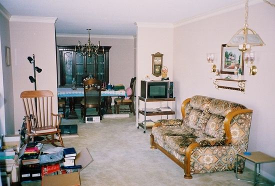 """What NOT to do when selling your home - great actual photos of """"befores"""""""