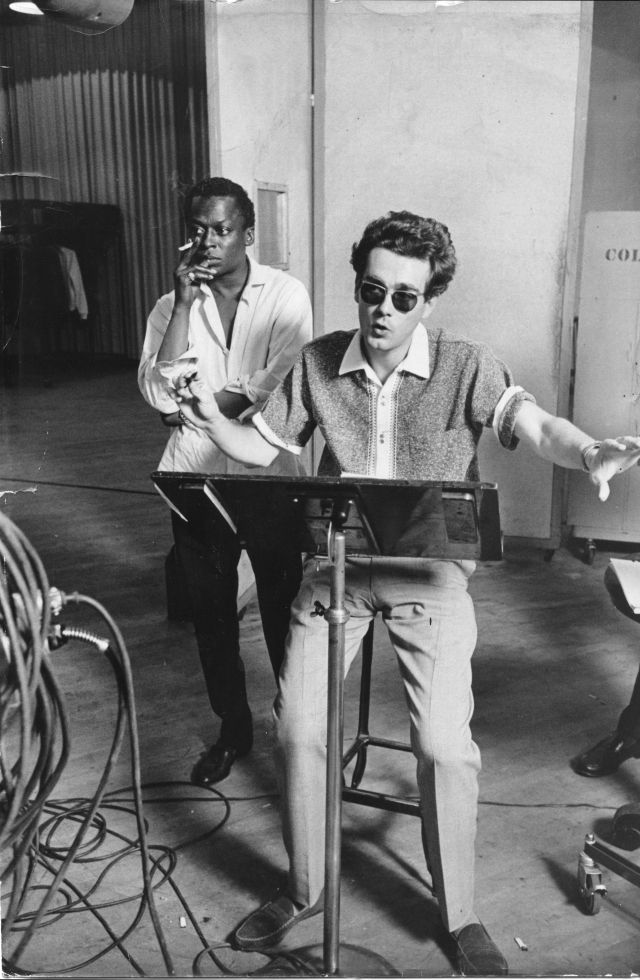 Miles Davis and Michel Legrand...